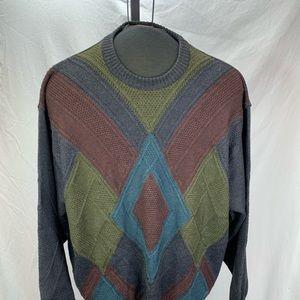 Dalmine Wool Sweater Men's Size XXL